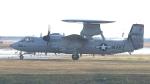 撮り撮り人さんが、岩国空港で撮影したアメリカ海軍 Northrop Grummanの航空フォト(写真)