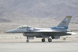 ネリス空軍基地 - Nellis Air Force Base [LSV/KLSV]で撮影されたネリス空軍基地 - Nellis Air Force Base [LSV/KLSV]の航空機写真