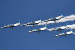 totsu19さんが、名古屋飛行場で撮影した航空自衛隊 T-4の航空フォト(写真)