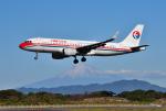 mojioさんが、静岡空港で撮影した中国東方航空 A320-214の航空フォト(飛行機 写真・画像)