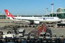 OMAさんが、仁川国際空港で撮影したターキッシュ・エアラインズ A330-303の航空フォト(写真)
