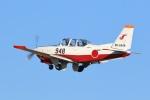 レガシィさんが、宇都宮飛行場で撮影した航空自衛隊 T-7の航空フォト(写真)