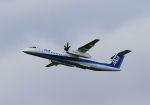 mocohide☆さんが、福岡空港で撮影したANAウイングス DHC-8-402Q Dash 8の航空フォト(写真)