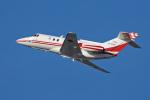 スカルショットさんが、岐阜基地で撮影した航空自衛隊 U-125 (BAe-125-800FI)の航空フォト(写真)
