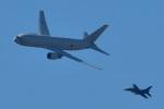 チポさんが、名古屋飛行場で撮影した航空自衛隊 KC-767J (767-2FK/ER)の航空フォト(写真)