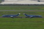 tmkさんが、ブリスベン空港で撮影したパームエア MD-82 (DC-9-82)の航空フォト(写真)