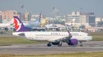 2wmさんが、台湾桃園国際空港で撮影したマカオ航空 A320-271Nの航空フォト(写真)
