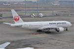 amagoさんが、羽田空港で撮影した日本航空 777-246/ERの航空フォト(写真)