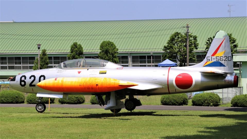 westtowerさんの航空自衛隊 Lockheed T-33 Shooting Star (51-5620) 航空フォト