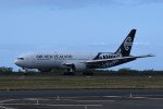 kuro2059さんが、ダニエル・K・イノウエ国際空港で撮影したニュージーランド航空 777-219/ERの航空フォト(飛行機 写真・画像)