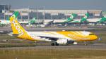 2wmさんが、台湾桃園国際空港で撮影したスクート A320-232の航空フォト(写真)