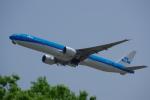 JA8037さんが、成田国際空港で撮影したKLMオランダ航空 777-306/ERの航空フォト(写真)