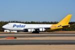 トロピカルさんが、成田国際空港で撮影したポーラーエアカーゴ 747-46NF/SCDの航空フォト(写真)