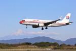 トールさんが、静岡空港で撮影した中国東方航空 A320-214の航空フォト(写真)