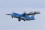 mocohide☆さんが、福岡空港で撮影した天草エアライン ATR-42-600の航空フォト(写真)