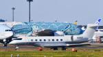 パンダさんが、成田国際空港で撮影したLBMA Equipment Services Inc Gulfstream G650 (G-VI)の航空フォト(写真)