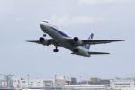 mocohide☆さんが、福岡空港で撮影した全日空 767-381/ERの航空フォト(写真)