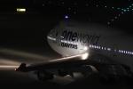こじこじさんが、羽田空港で撮影したカンタス航空 747-438/ERの航空フォト(写真)