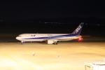 こじこじさんが、佐賀空港で撮影した全日空 767-381の航空フォト(写真)