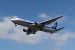 こじこじさんが、佐賀空港で撮影した全日空 767-381/ERの航空フォト(写真)
