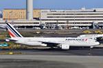 HISAHIさんが、羽田空港で撮影したエールフランス航空 777-228/ERの航空フォト(写真)