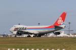 flyskyさんが、成田国際空港で撮影したカーゴルクス・イタリア 747-4R7F/SCDの航空フォト(写真)
