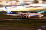 KAMIYA JASDFさんが、羽田空港で撮影した全日空 777-281/ERの航空フォト(写真)