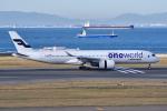 yabyanさんが、中部国際空港で撮影したフィンエアー A350-941XWBの航空フォト(飛行機 写真・画像)