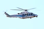 なごやんさんが、名古屋飛行場で撮影した海上保安庁 AW139の航空フォト(写真)