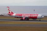 yabyanさんが、中部国際空港で撮影したタイ・エアアジア・エックス A330-343Xの航空フォト(飛行機 写真・画像)
