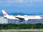 むらさめさんが、新千歳空港で撮影した日本航空 777-246の航空フォト(写真)