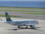 ヒロリンさんが、中部国際空港で撮影した春秋航空 A320-214の航空フォト(写真)