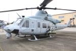 けいとパパさんが、横田基地で撮影したアメリカ海兵隊 UH-1Yの航空フォト(写真)