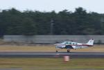 navipro787さんが、宮崎空港で撮影した航空大学校 A36 Bonanza 36の航空フォト(写真)