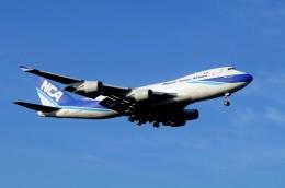 航空フォト:JA05KZ 日本貨物航空 747-400