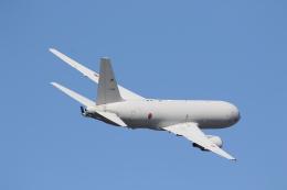 ANA744Foreverさんが、名古屋飛行場で撮影した航空自衛隊 767-2FK/ERの航空フォト(写真)