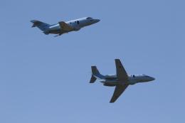 ANA744Foreverさんが、名古屋飛行場で撮影した航空自衛隊 U-125A(Hawker 800)の航空フォト(写真)