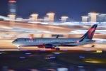 K.Tsujiさんが、関西国際空港で撮影したデルタ航空 767-332/ERの航空フォト(写真)