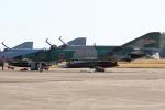 徳兵衛さんが、岐阜基地で撮影した航空自衛隊 RF-4E Phantom IIの航空フォト(写真)