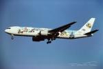 tassさんが、羽田空港で撮影した日本航空 767-346の航空フォト(飛行機 写真・画像)