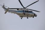 kwnbさんが、中部国際空港で撮影した海上保安庁 AW139の航空フォト(写真)