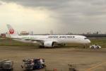 レガシィさんが、羽田空港で撮影した日本航空 A350-941XWBの航空フォト(写真)