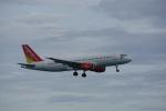 JA8037さんが、プーケット国際空港で撮影したタイ・ベトジェットエア A320-214の航空フォト(写真)