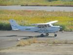 F.YUKIHIDEさんが、岡南飛行場で撮影したスカイフォト 172S Skyhawk SPの航空フォト(写真)
