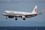 kunimi5007さんが、仙台空港で撮影した中国国際航空 A321-232の航空フォト(写真)