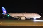 ☆naka☆さんが、茨城空港で撮影した青島航空 A320-271Nの航空フォト(写真)