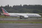 Shibataさんが、成田国際空港で撮影したアメリカン航空 787-9の航空フォト(飛行機 写真・画像)