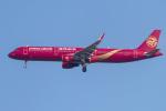 mameshibaさんが、成田国際空港で撮影した吉祥航空 A321-211の航空フォト(写真)