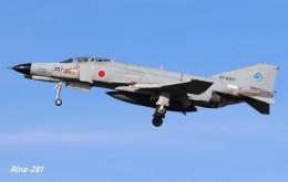 RINA-281さんが、岐阜基地で撮影した航空自衛隊 F-4EJ Kai Phantom IIの航空フォト(飛行機 写真・画像)