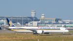2wmさんが、台湾桃園国際空港で撮影したシンガポール航空 787-10の航空フォト(写真)